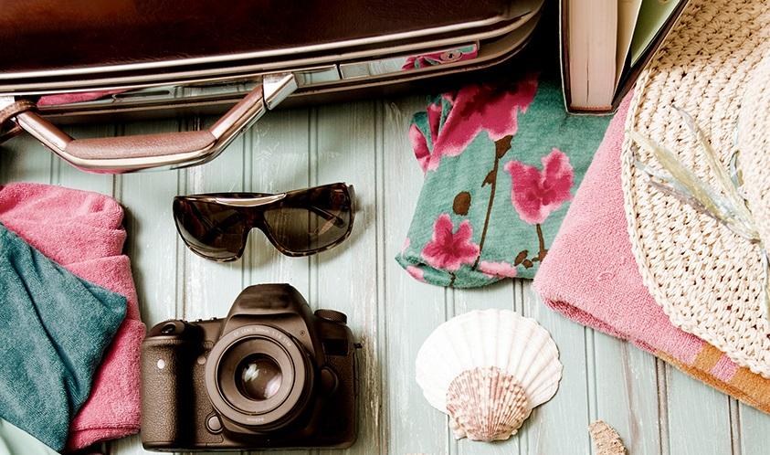 suitcase holidays