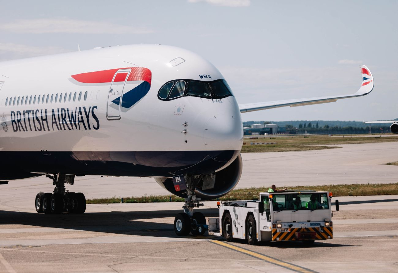 Photo source: British Airways