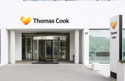 Thomas Cook offices