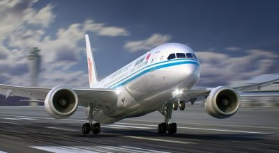 Air China Aircrat