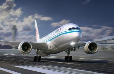 Air China Aircrat