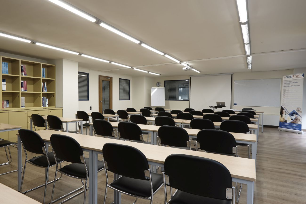 DMAH courses will be held at StudySmart's facilities in Maroussi, Athens.