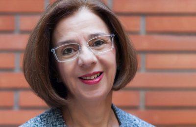 Eleni Sotiriou, Managing Director Thessaloniki Convention Buraeu