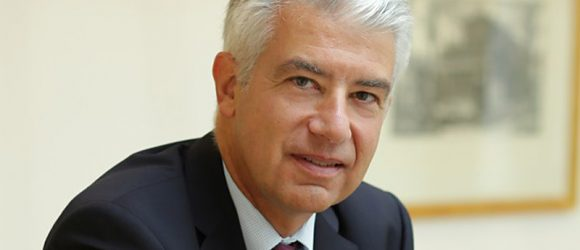 Ernst Reichel, Ambassador of the Federal Republic of Germany to Greece