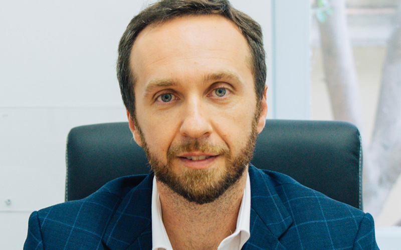Evangelos Vlachos, CEO Athens Development and Destination Management Agency