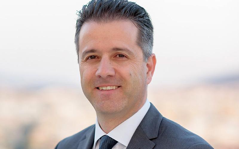 Grigoris Tasios, President Hellenic Hoteliers Federation