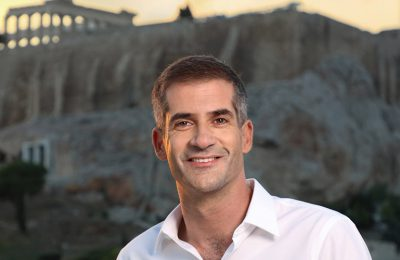 Kostas Bakoyannis, Mayor of Athens