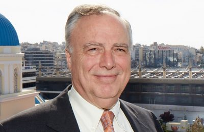 Theodore Kontes, President Union of Cruise Ship Owners & Association Members
