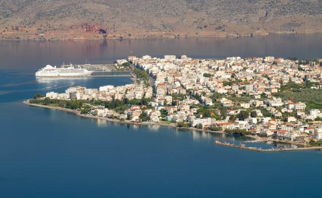 Itea, Fokida. Photo © Georgios Alexandris / Shutterstock