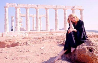 Melina Mercouri Acropolis