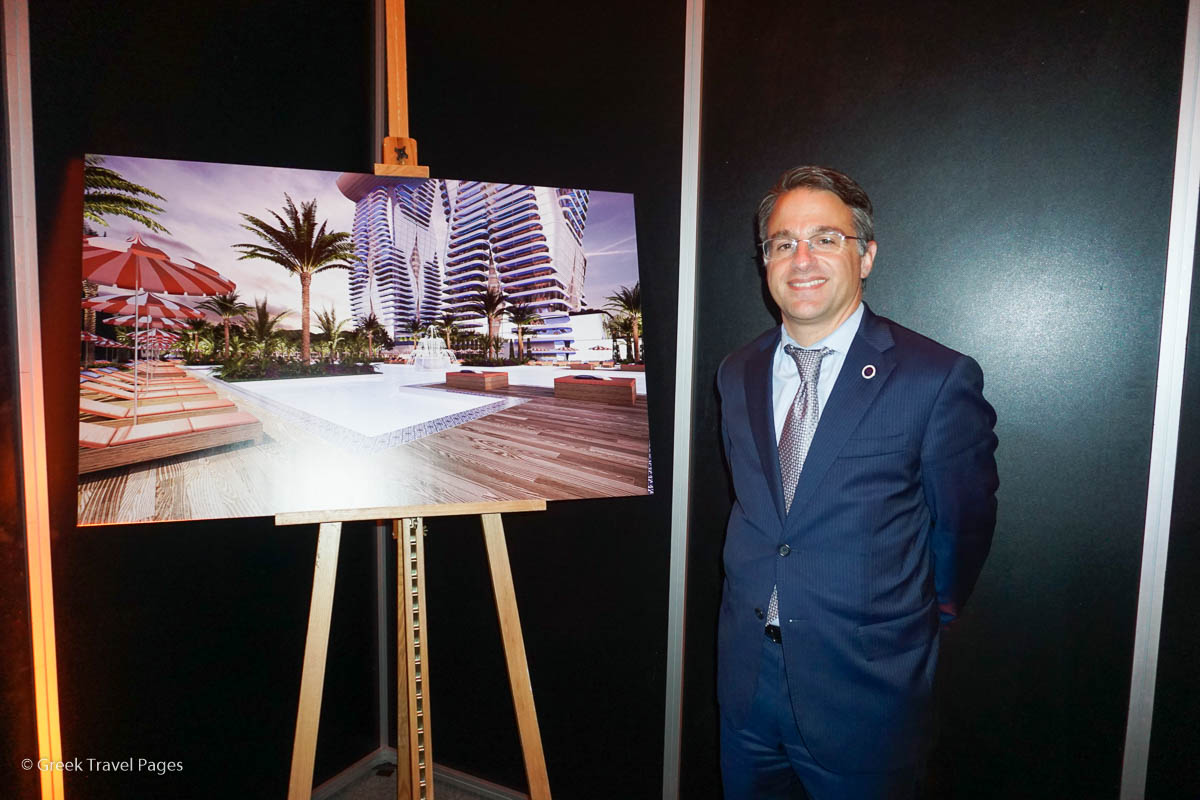 MGE Chairman and CEO Mario Kontomerkos.