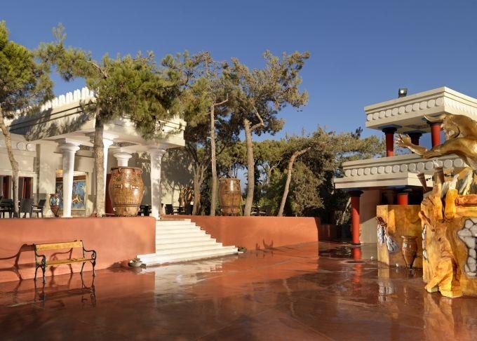 Capsis Minoan Amusement Park.
