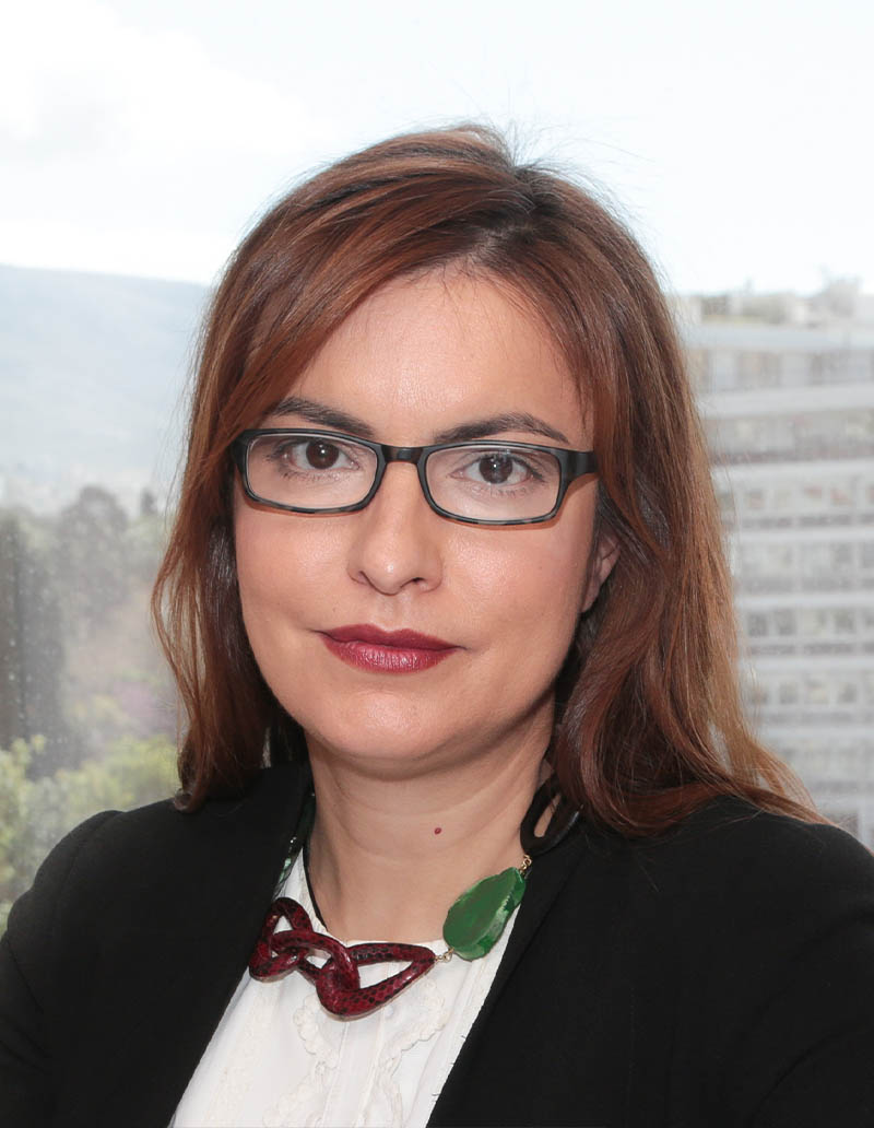 Rania Ekaterinari, CEO Hellenic Corporation of Assets and Participations
