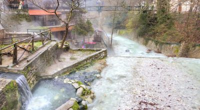 Pozar thermal springs