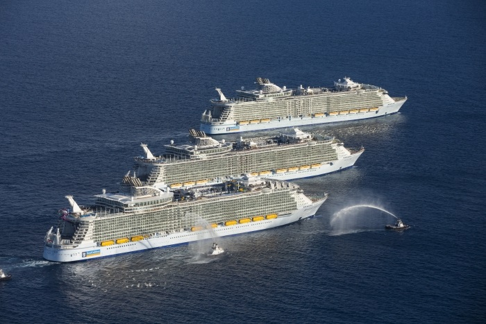Royal Caribbean International ships