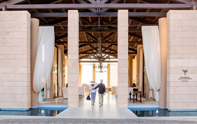 The Romanos, A Luxury Collection Resort.