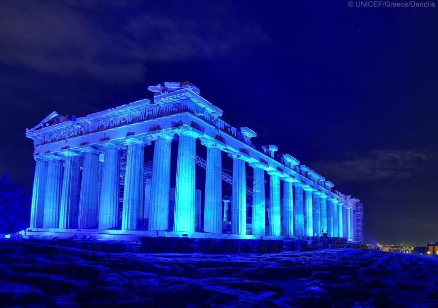 The Acropolis. Photo Source: UNICEF/ Dendris