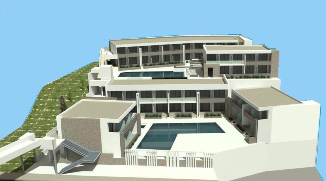 Impression of Atlantica Amalthia Beach Hotel in 2020.