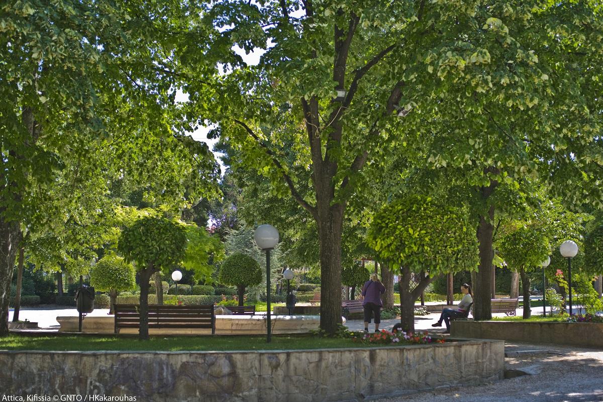 Kifissia park