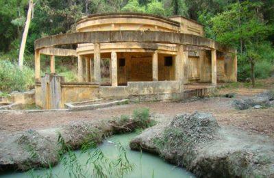 Kyllini baths
