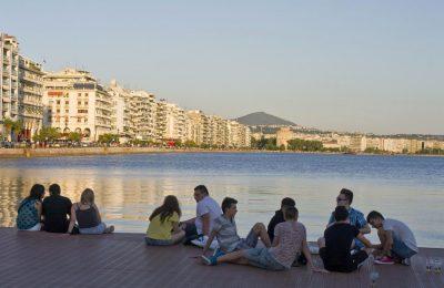 Thessaloniki, Greece. Photo source: Visit Greece / H. Kakarouhas