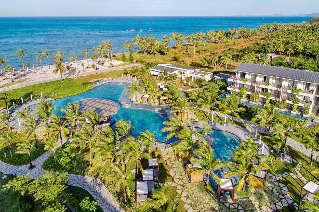 Sol Beach House Phu Quoc in Vietnam by Melia Hotels International.