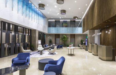 Radisson Blu Hotel, Larnaca.