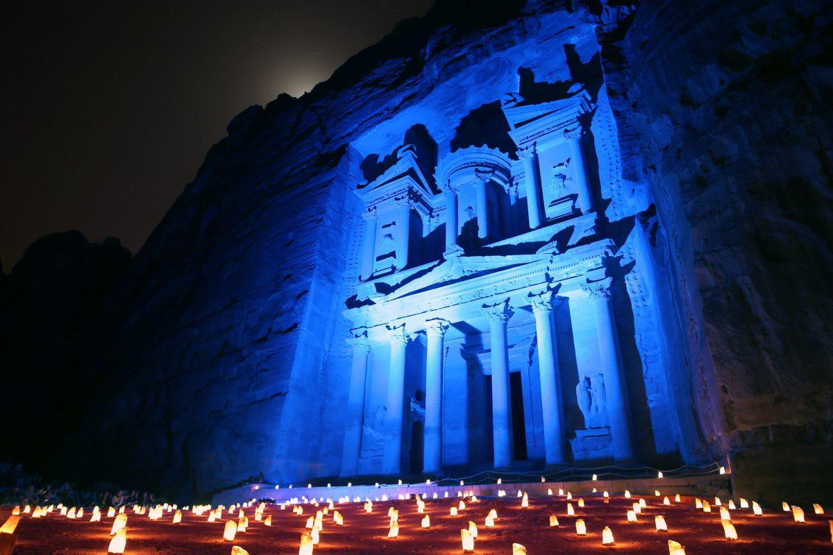 Petra, Jordan. Photo Source: @UNICEF