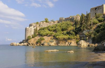 Castle of Koroni. Photo © Nick K. / Shutterstock
