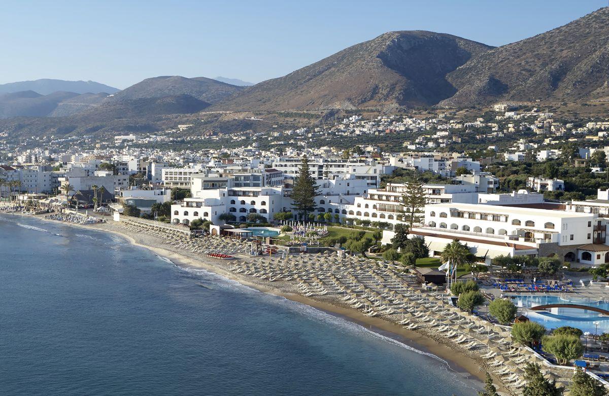 The Creta Maris Beach Resort of Metaxa Hospitality Group.