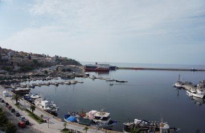 Kavala port