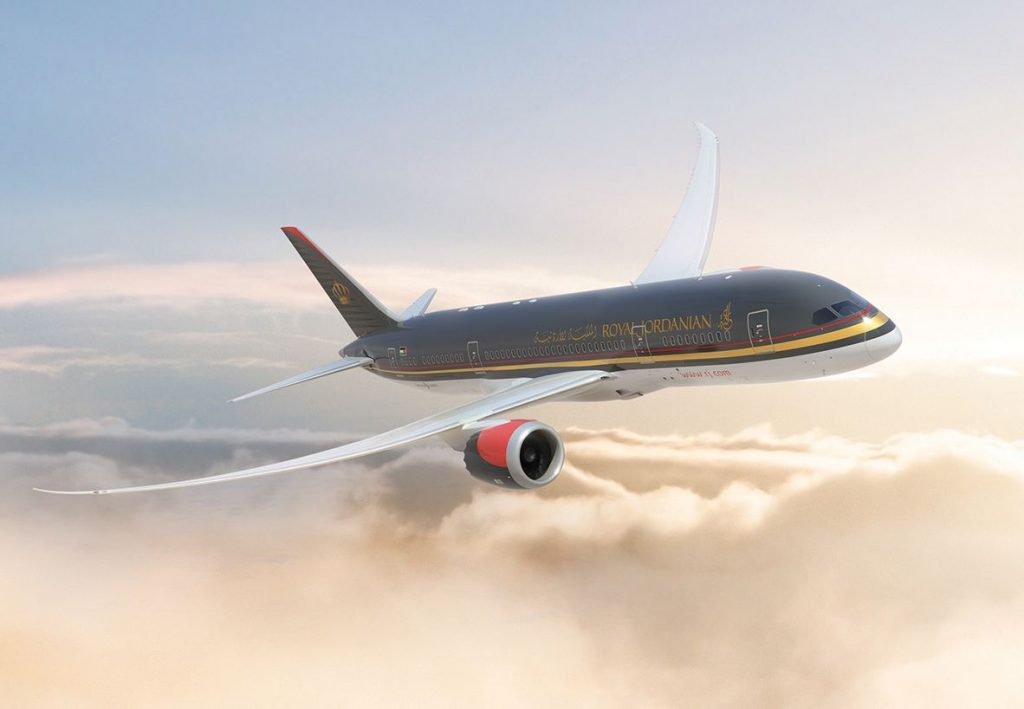 royal flight jordan