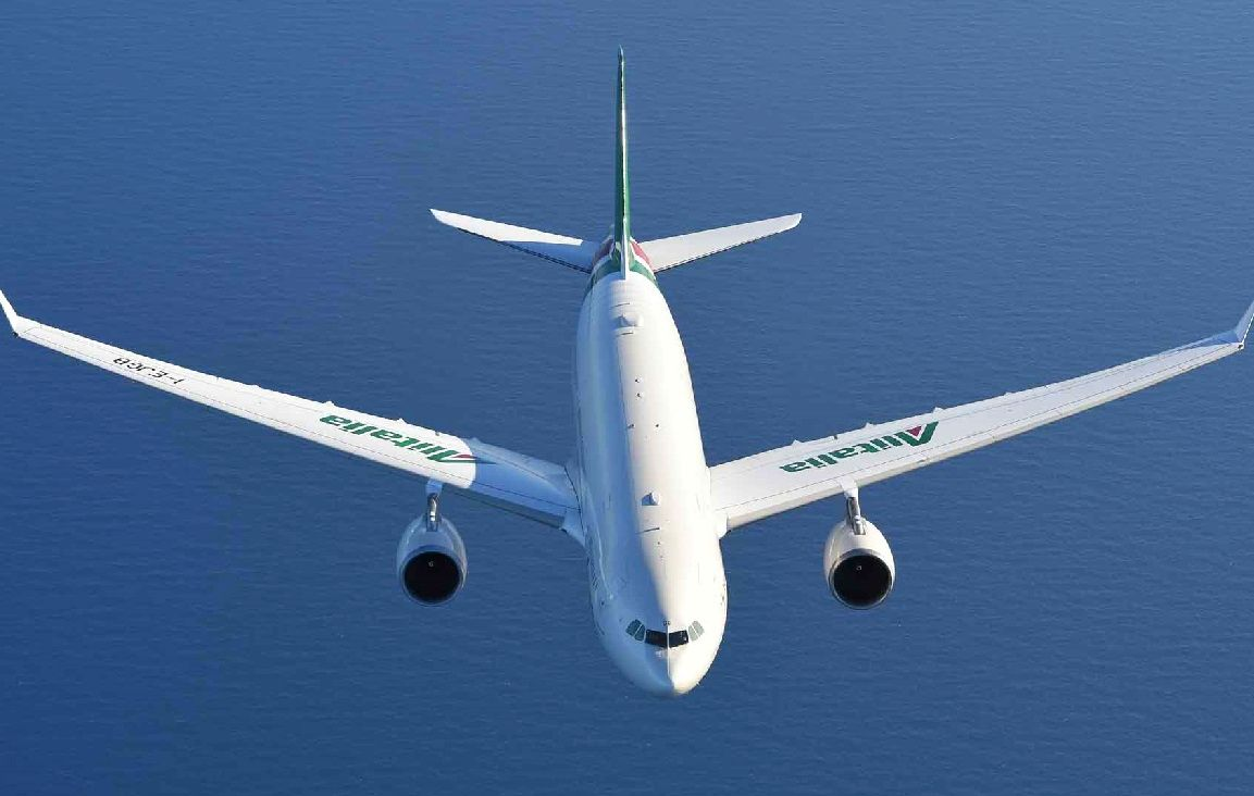 Photo © Alitalia - Societa Aerea Italiana