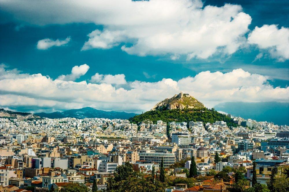 Athens, Greece. Photo Source: @EIB