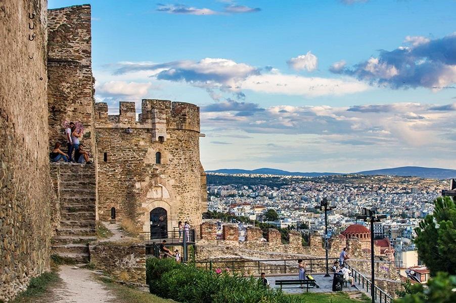 Thessaloniki, northern Greece. Photo Source: Thessaloniki Hotels Association