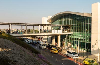 Larnaka International Airport, Cyprus. Photo source: @CyprusAeropolis