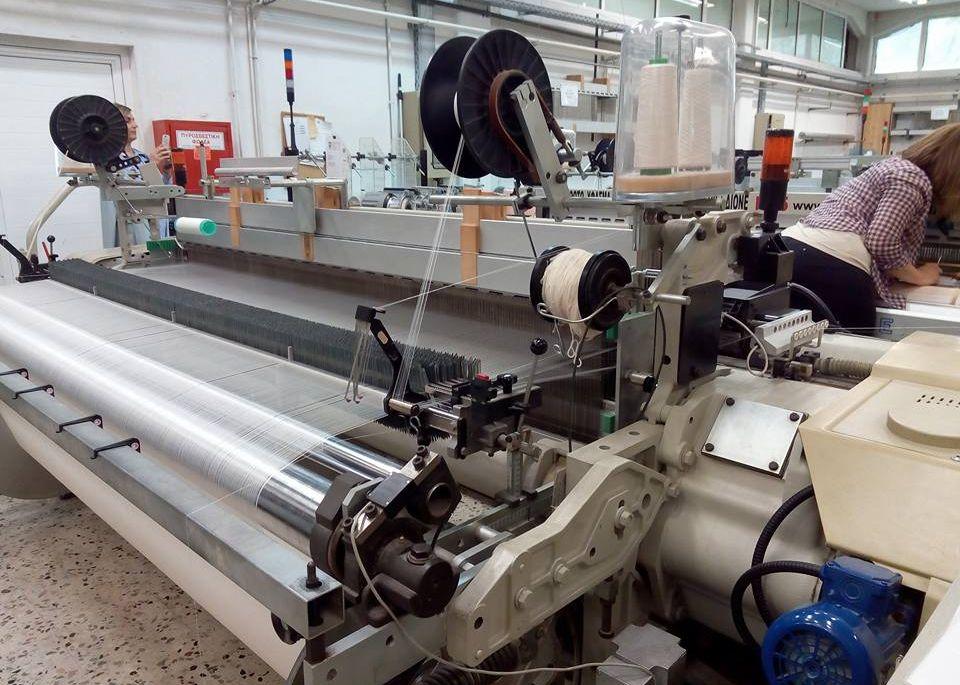 Modern Silk Factory - Mouhtaridis Silk, Soufli. Photo source: FEG