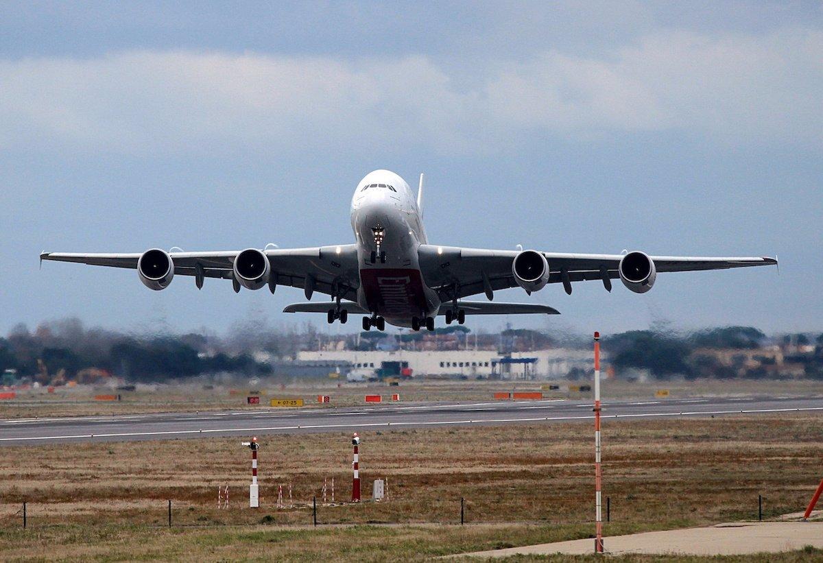 Photo source: @AeroportidiRoma