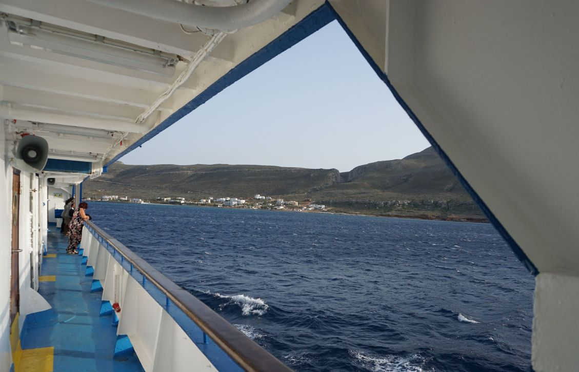 , Covid-19: New Rules for Ferry Travel in Greece | GTP Headlines