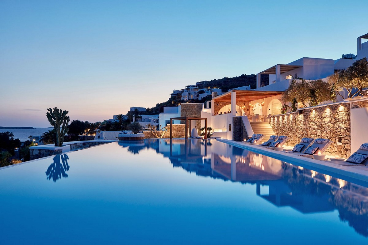 Katikies Hotel Mykonos