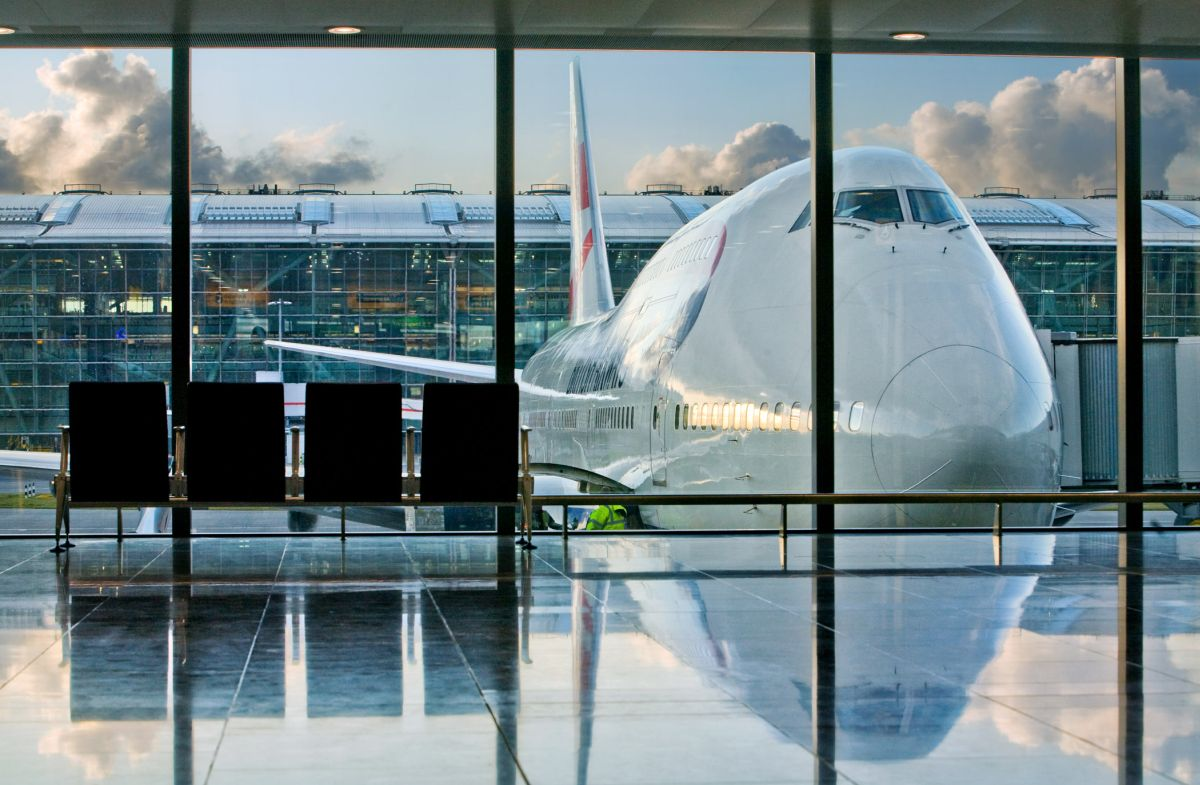 Photo source: Heathrow Airport