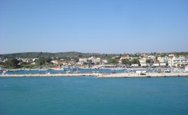 Kyllini. Photo © Georgios Pazios (Alaniaris) / Wikimedia Commons