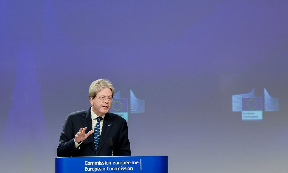 European Commissioner for the Economy Paolo Gentiloni. Photo source: European Commission
