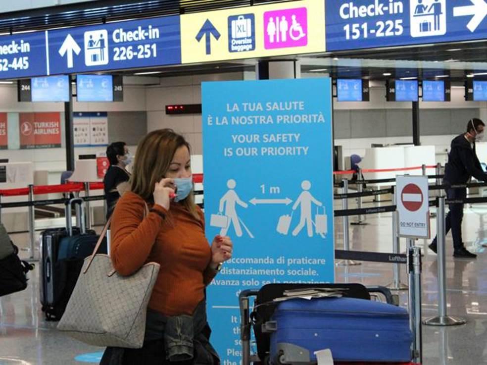 Photo source: Aeroporti di Roma: Fiumicino - Ciampino