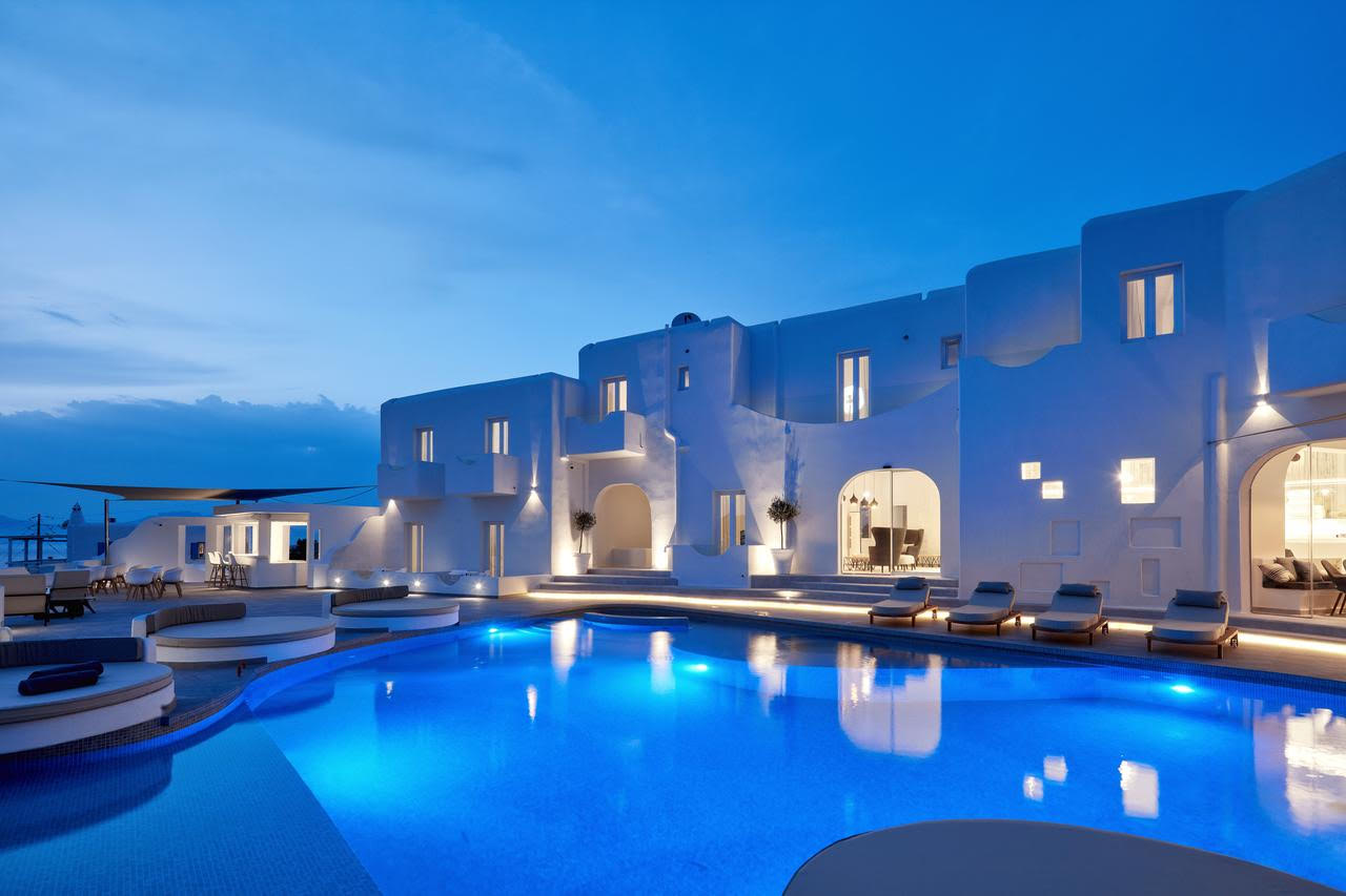 Absolute Mykonos Suites & More (Photo credits Christos Drazos)
