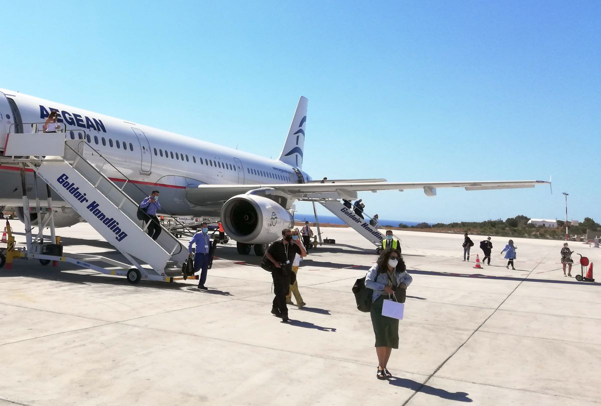 GTP Headlines  Greece Extends Covid-19 Rules for International and Domestic Travelers