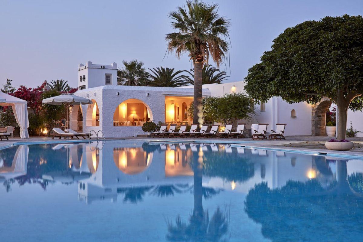 Yria Island Boutique Hotel & Spa (Photo credits Christos Drazos)