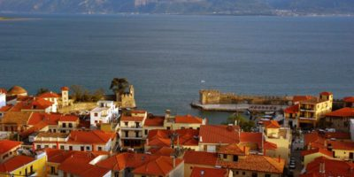 Central Greece, Nafpaktos. Photo source: Visit Greece / K. Kouzouni