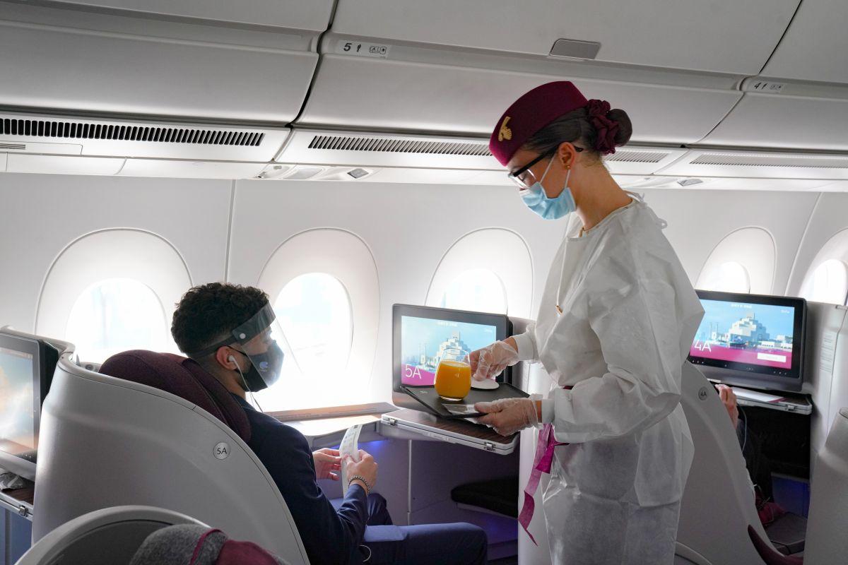 GTP Headlines Qatar Airways: 99.988% of Passengers Flown COVID-19-free |  GTP Headlines