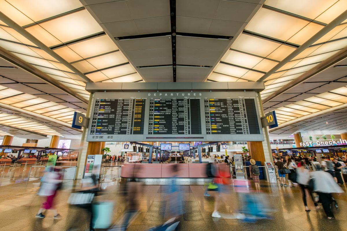 Photo source: Singapore Changi Airport